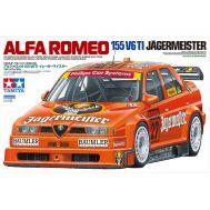 Alfa Romeo 155 TI Jagermeister масштаб 1:24 Tamiya 24148, фото 1