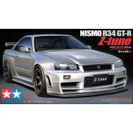 Nismo R34 GT-R Z-tune масштаб 1:24 Tamiya 24282, фото 1