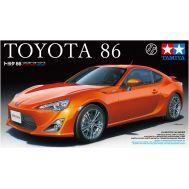 Toyota 86 масштаб 1:24 Tamiya 24323, фото 1