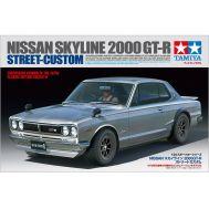 Nissan Skyline 2000 GT-R Street Custom масштаб 1:24 Tamiya 24335, фото 1