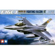 F-16CJ Fighting Falcon с подставкой масштаб 1:32 Tamiya 60315, фото 1