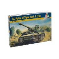 Tiger I Ausf. E/H1 масштаб 1:35 Italeri IT286, фото 1
