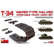 Траки для Т-34/76, СУ-122, СУ-85 масштаб 1:35 MiA35216, фото 1