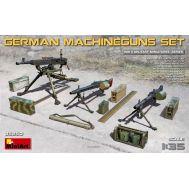 Набор немецких автоматов масштаб 1:35 MiniArt MiA35250, фото 1