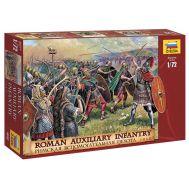 Римская вспомогательная пехота I-II век масштаб 1:72 ZV8052, фото 1