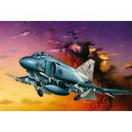 F-4S Phantom масштаб 1:72 Italeri IT170, фото 1