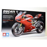 Ducati 1199 Panigale S масштаб 1:12 Tamiya 14129, фото 1