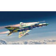 MiG-21MF Fishbed масштаб 1:48 Italeri IT2715, фото 1