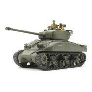 Израильский танк M1 Super Sherman, 2 фигуры, 3 варианта декалей масштаб 1:35 Tamiya 35322, фото 1