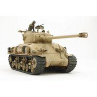 Израильский танк M51 с 2 фигурами масштаб 1:35 Tamiya 35323, фото 1