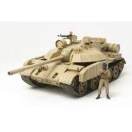 Танк Т-55 Enigma, Иракская армия, с 1 фигурой масштаб 1:35 Tamiya 35324, фото 1