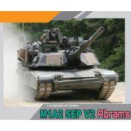 Abrams M1A2 SEP V2 масштаб 1:35 Dragon 3556D, фото 1