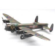 Avro Lancaster B Mk.I/III с 5 фигурами экипажа масштаб 1:48 Tamiya 61112, фото 1