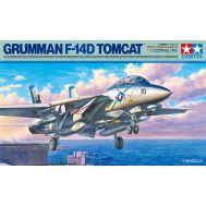 Grumman F-14D Tomcat масштаб 1:48 Tamiya 61118, фото 1