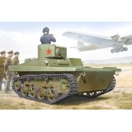 Soviet T-37A Light Tank (Izhorsky) масштаб 1:35 Hobby Boss HB83821, фото 1