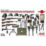 Вооружение и снаряжение пехоты Италии І МВ масштаб 1:35 ICM35686, фото 1