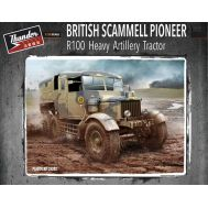 British Scammell Pioneer R100 масштаб 1:35 Thunder Model THM35202, фото 1
