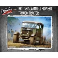 British Scammell Pioneer TRMU30 масштаб 1:35 Thunder Model THM35204, фото 1