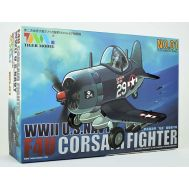 Сборная модель F4U Corsair Fighter Tiger Model TIG101, фото 1