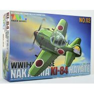 Сборная модель Nakajima Ki-84 Fighter Tiger Model TIG102, фото 1