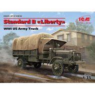 Американский грузовой автомобиль 1МВ Standard B Liberty масштаб 1:35 ICM35650, фото 1