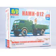 Паровой грузовой автомобиль НАМИ-012 (KIT) металл масштаб 1:43 1373AVD, фото 1