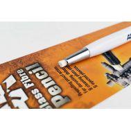 Карандаш из стекловолокна Glass fibre pencil 4мм AK-Interactive AK-8058, фото 1