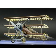 Fokker DR.I Stripdown Limited Edition масштаб 1:72 ED2114, фото 1