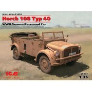 Horch 108 Typ 40 масштаб 1:35 ICM35505, фото 1