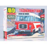 Автобус Таджикистан-1 (KIT) масштаб 1:43 4031AVD, фото 1