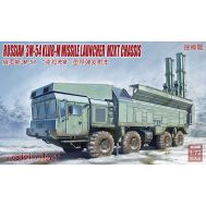 Russian 3M-54 Klub-M Missile Launcher масштаб 1:72 Modelcollect UA72091, фото 1