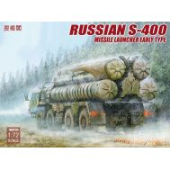 Russian S-400 Missile Launcher early type масштаб 1:72 Modelcollect UA72114, фото 1