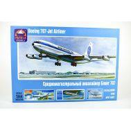 Авиалайнер Боинг 707 масштаб 1:144 ARK Model ARK14401, фото 1