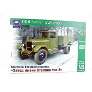 Советский грузовой автомобиль ЗиС-5 масштаб 1:35 ARK Model ARK35002, фото 1