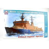 Атомный ледокол Арктика масштаб 1:400 ARK Model ARK40002, фото 1