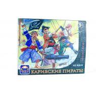 Карибские пираты, 8 фигур (65 мм) ARK Model ARK80020, фото 1