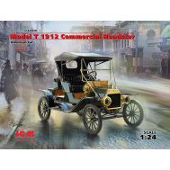 Model T 1912 Commercial Roadster масштаб 1:24 ICM24016, фото 1