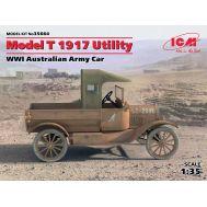 Model T 1917 Utility, Армейский автомобиль Австралии масштаб 1:35 ICM35664, фото 1