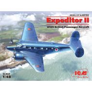 Expeditor II, Британский пассажирский самолет ІІ МВ масштаб 1:48 ICM48182, фото 1