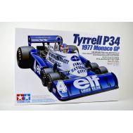Tyrrell P34 1977 Monaco GP масштаб 1:20 Tamiya 20053, фото 1