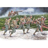 Американские пехотинцы 1944г. операция Оверлорд масштаб 1:35 MB35130, фото 1