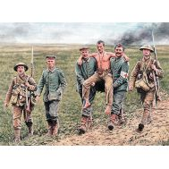 Битва на Сомме 1916г масштаб 1:35 MB35158, фото 1