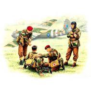 Английские парашютисты 1944г. Набор 2 масштаб 1:35 MB3534, фото 1
