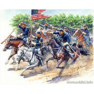 8-й кавалерийский полк 1863г масштаб 1:35 MB3550, фото 1