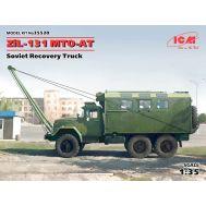 ЗиЛ-131 MTO-AT, Советский армейский автомобиль масштаб 1:35 ICM35520, фото 1