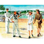 Женщины ВМС США масштаб 1:35 MB3556, фото 1