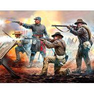 Сделай или умри! 18-й пехотный полк 2 мая 1863г. масштаб 1:35 MB3581, фото 1