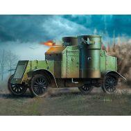 Британский бронированный автомобиль, Остин, МК III, 1МВ масштаб 1:72 MB72007, фото 1