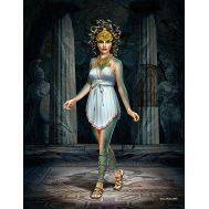 Мифы Древней Греции. Горгона Медуза масштаб 1:24 MB24025, фото 1