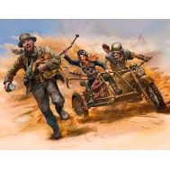 Битвы в пустыне, Клан Черепа. Поймать вора масштаб 1:35 MB35140, фото 1